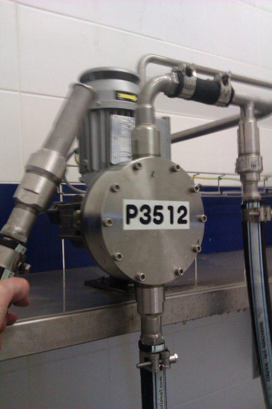 dávkovací čerpadlo membránové OBL řada MD