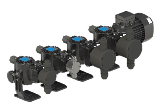 dávkovací čerpadlo OBL řada R multiplex