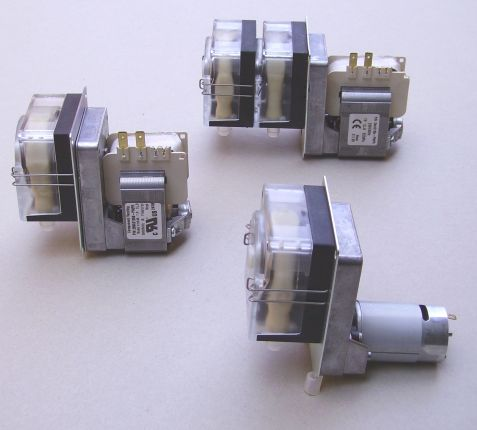hadicové peristaltické čerpadlo IPS30
