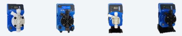 elektromagnetická solenoidová dávkovací čerpadla
