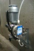 dávkovací čerpadlo membránové OBL řada MB - úprava pitné vody