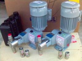 dávkovací čerpadla pístová OBL řada RB - úprava kotelní vody