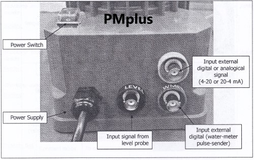 elektrické zapojení dávkovacího čerpadla PMplus