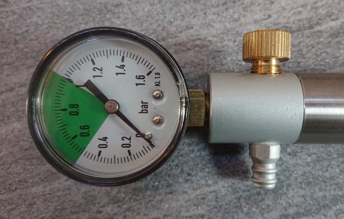 pumpička TA005 pro nádrže s plovoucím víkem
