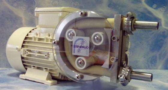 hadicové peristaltické čerpadlo IPI96