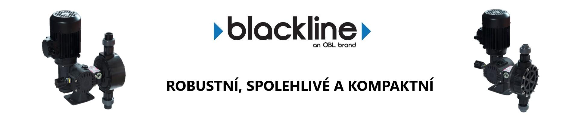 dávkovací čerpadlo OBL série M blackline