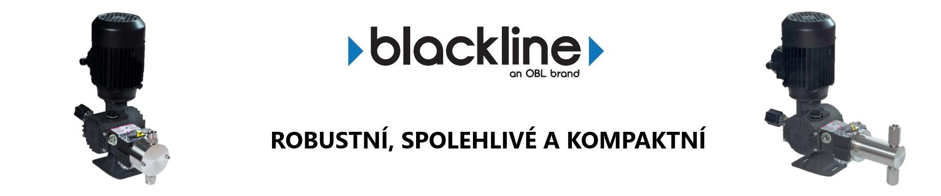 dávkovací čerpadlo OBL série R blackline